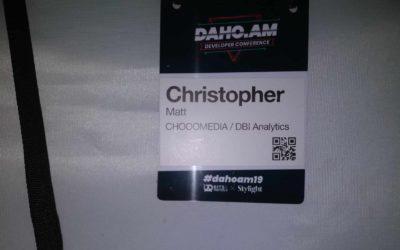 DAHO.AM – tolle Speeches